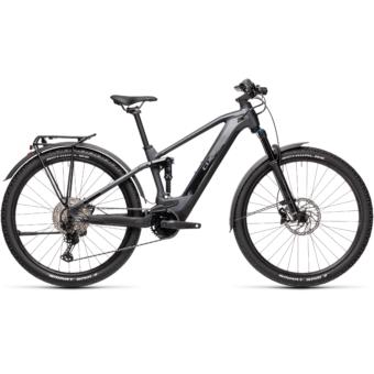 Cube Stereo Hybrid 120 RACE 625 ALLROAD iridium´n´black Férfi Elektromos Összteleszkópos MTB Kerékpár 2021
