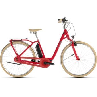 CUBE ELLY CRUISE HYBRID 500 Női Elektromos Városi Kerékpár 2019 - Több Színben