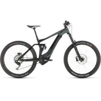 CUBE  STEREO HYBRID 160 SL 500 27.5 Férfi Elektromos Összteleszkópos MTB Kerékpár 2019