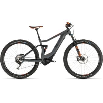 CUBE STEREO HYBRID 120 HPC TM 500 27,5 Férfi Elektromos Összteleszkópos MTB Kerékpár 2019