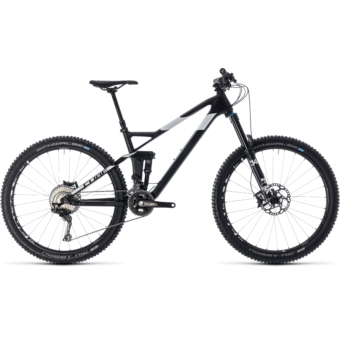 CUBE STEREO 140 HPC SL 27,5 Férfi Összteleszkópos MTB Kerékpár 2018