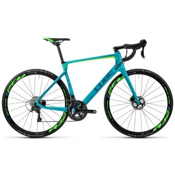 CUBE AXIAL WLS C:62 SL DISC Női Országúti Kerékpár 2016