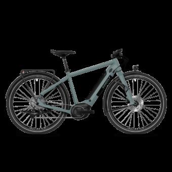 GHOST E-Square Travel Férfi Elektromos Trekking Kerékpár 2021