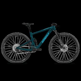 GHOST Lector FS Essential Petrol / Oceán Férfi Öszteleszkópos MTB Kerékpár 2021