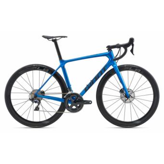 GIANT TCR ADVANCED PRO 2 DISC Férfi országúti kerékpár 2020