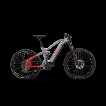 Haibike AllMtn 6 Grey Férfi Elektromos Összteleszkópos MTB Kerékpár 2021