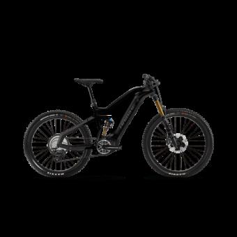 Haibike AllMtn 7 Black Férfi Elektromos Összteleszkópos MTB Kerékpár 2021