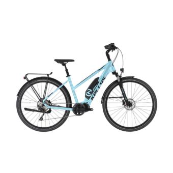 KELLYS E-Cristy 50 Női Elektromos Trekking Kerékpár 2020 - Több Színben