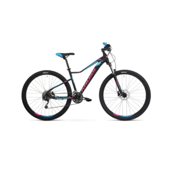 "KROSS Lea 8.0 27,5"" black / pink / blue 2021"