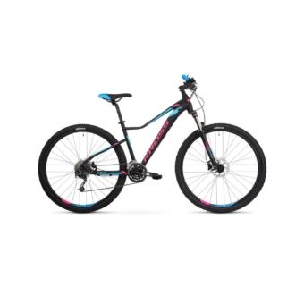 """KROSS Lea 8.0 29"""" black / pink / blue 2021"""
