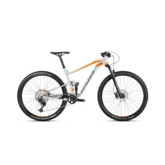 "KROSS Earth 2.0 29"" grey / orange glossy 2021"