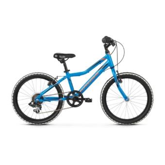 "KROSS Hexagon Mini 1.0 20"" blue / orange 2021"