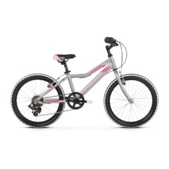 """KROSS Lea Mini 1.0 20"""" silver / pink 2021"""