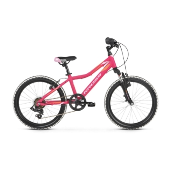 """KROSS Lea Mini 2.0 20"""" pink / orange 2021"""