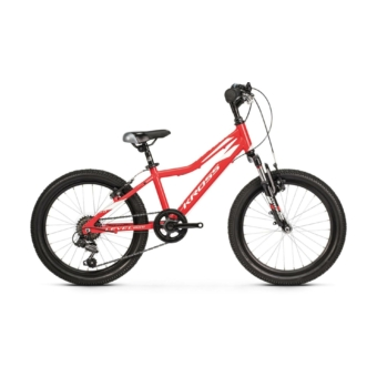 "KROSS Level Mini 2.0 20"" red / white 2021"