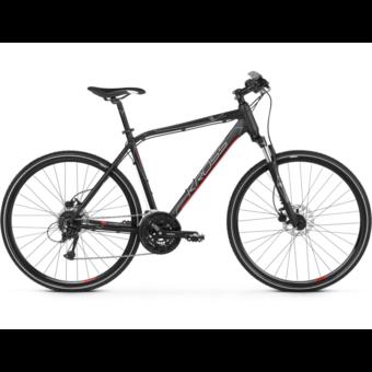 KROSS Evado 5.0 M black / red 2021