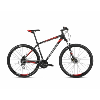 "KROSS Hexagon 6.0 27,5"" black / graphite / red 2021"