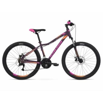 "KROSS LEA 3.0 26"" purpure / pink / orange 2021"