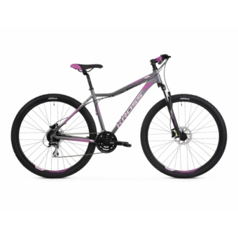 "KROSS LEA 5.0 29"" graphite / pink / purpure 2021"
