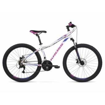 """KROSS LEA 3.0 27,5"""" white / purpure 2021"""