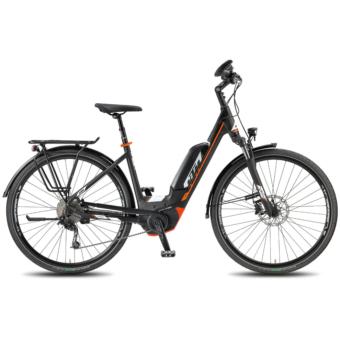 KTM MACINA FUN 9 P5 Női Elektromos Trekking Kerékpár 2018