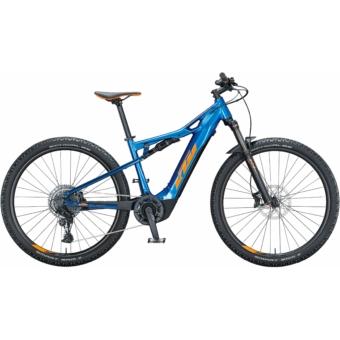 KTM MACINA CHACANA 294 Férfi Elektromos Összteleszkópos MTB Kerékpár 2021