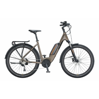 KTM MACINA GRAN P 272 oak (black+orange) Unisex Elektromos Kerékpár 2021