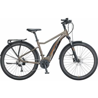 KTM MACINA GRAN P 292 oak (black+orange) Férfi Elektromos Trekking Kerékpár 2021