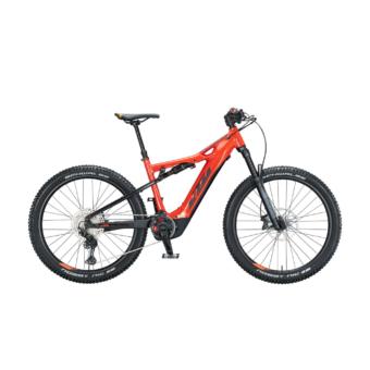 KTM MACINA LYCAN 271 Férfi Elektromos Összteleszkópos MTB Kerékpár 2021
