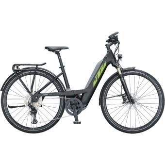 KTM MACINA SPORT 620 EASY ENTRY Unisex Elektromos Trekking Kerékpár 2021