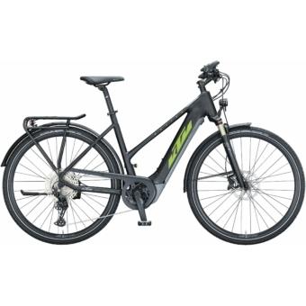 KTM MACINA SPORT 620 TRAPÉZ Női Elektromos Trekking Kerékpár 2021
