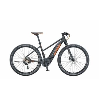 KTM MACINA SPRINT TRAPÉZ Női Elektromos Cross Trekking Kerékpár 2021
