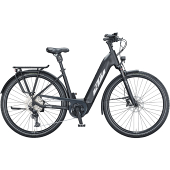 KTM MACINA STYLE XL EASY ENTRY Unisex Elektromos Trekking Kerékpár 2021