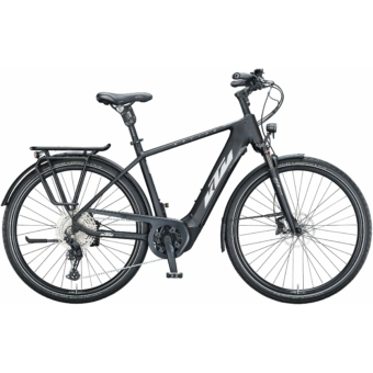 KTM MACINA STYLE XL Férfi Elektromos Trekking Kerékpár 2021