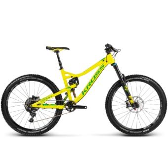 KROSS MOON 3.0 27.5 Férfi Összteleszkópos MTB Kerékpár 2017