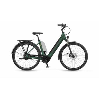 "Winora Sinus R380auto Wave i625 27.5"" Enviolo Unisex Elektromos Trekking Kerékpár 2021"