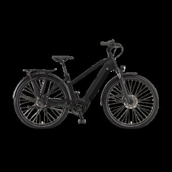 """Winora Sinus R8 i625 27.5"""" TRAPÉZ Női Elektromos Városi Kerékpár 2021"""