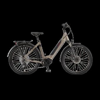 "Winora Sinus iX12 i500 27.5"" EASY ENTRY Unisex Elektromos Trekking Kerékpár 2021"
