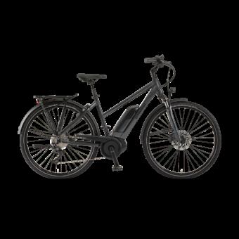 "Winora Tria 10 500 28"" TRAPÉZ Női Elektromos Trekking Kerékpár 2021"