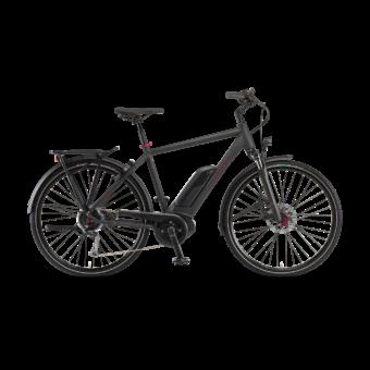 "Winora Tria 9 500 28"" Black Matt Férfi Elektromos Trekking Kerékpár 2021"