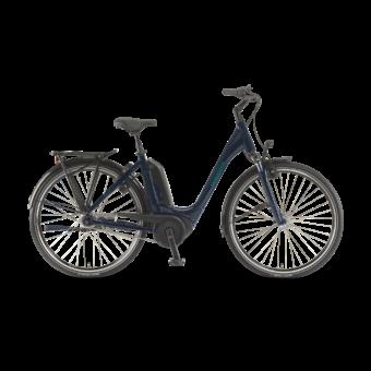 "Winora Tria N7 400 26"" Midnightblue EASY ENTRY Unisex Elektromos Városi Kerékpár 2021"