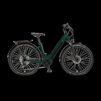 "Winora Yucatan 10 i630 27.5"" EASY ENTRY Unisex Elektromos Trekking Kerékpár 2021"