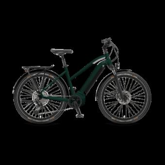 """Winora Yucatan 10 i630 27.5"""" TRAPÉZ Női Elektromos Trekking Kerékpár 2021"""