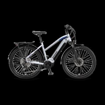 """Winora Yucatan 12 i630 27.5"""" TRAPÉZ Női Elektromos Trekking Kerékpár 2021"""