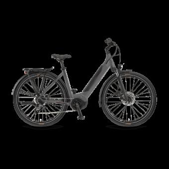 "Winora Yucatan 8 Wave i400 28"" EASY ENTRY Unisex Elektromos Trekking Kerékpár 2021"