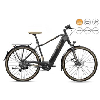 Gepida Alboin Curve Man XT10 500 2021 elektromos kerékpár