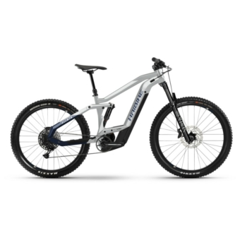 Haibike AllMtn 3 White Férfi Elektromos Összteleszkópos Kerékpár 2021