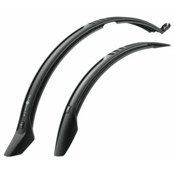 SKS-Germany Velo 65 Mountain kerékpár sárvédő szett [fekete, 65 mm]