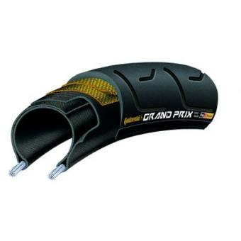 Continental gumiabroncs kerékpárhoz 28-622 Grand Prix 700x28C fekete/fekete, Skin