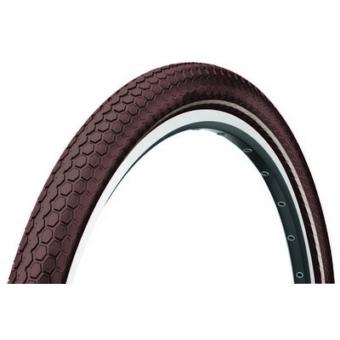 Continental gumiabroncs kerékpárhoz 50-622 RetroRide  28x2,0 barna/barna, reflektoros